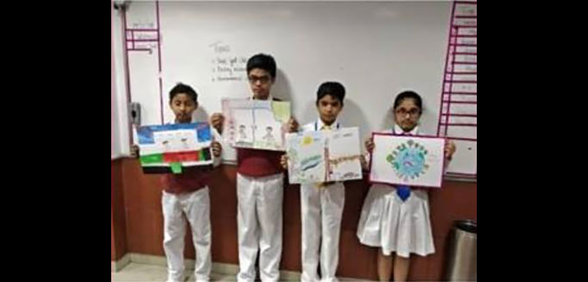 Intra- School Drawing Competition