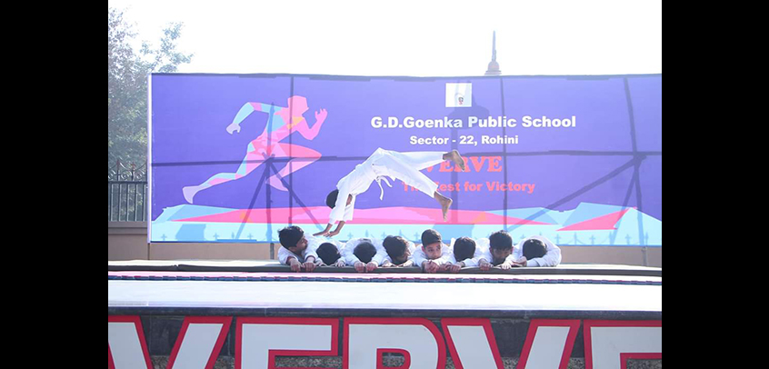 Verve- Annual Sports Meet