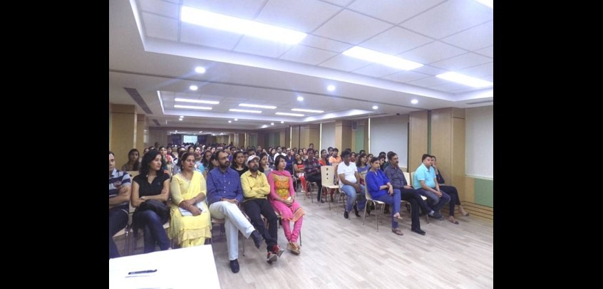 presentation in presentation hall,best cbse school in rohini