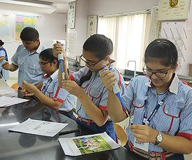 best school in rohini